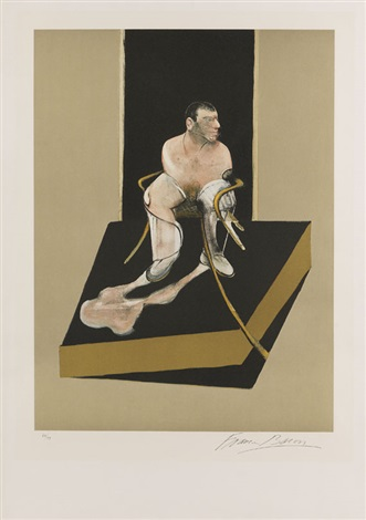 triptych 1986 1987 by francis bacon