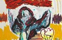 l'homme-oiseau by karel appel