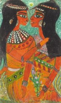 monjas de lesbos by karl einarson dunganon