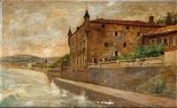 palacio de zarauz by manuel alcantara