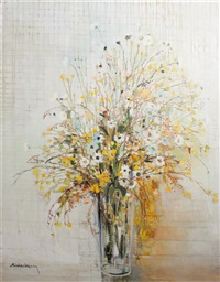 fleurs de champs by michael henry