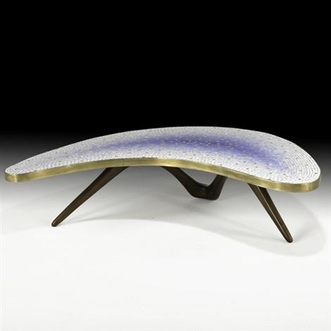 Kagan Coffee Table.Crescent Coffee Table By Vladimir Kagan On Artnet