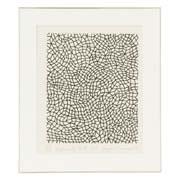 infinity nets 1963 by yayoi kusama
