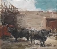 toros by roberto domingo fallola