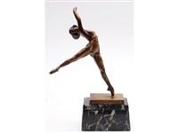 la danseuse nattova (study) by serge yourievitch