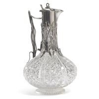 a decanter by bolin