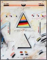 collage (3 works) by jorgen waring