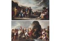 el milagro de la peña de horeb y by francisco cabral bejarano