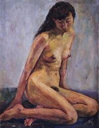 女人体 by xu jianbai