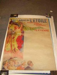 salle de l'etoile (poster) by coulet