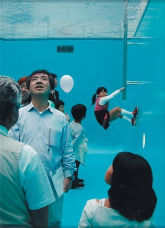 leandros pool kanazawa japan by leandro erlich