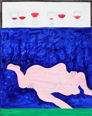 erotic composition by síren kjaersgaard