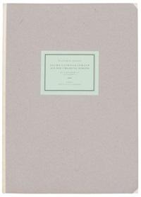 sechs lithographien aus der umgebung berlins (portfolio of 6 w/foreword by max liebermann) by waldemar roesler