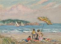 good harbor beach by reynolds beal