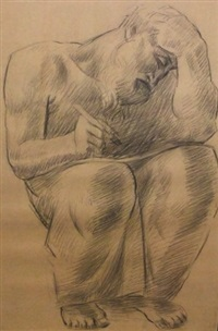 the scribe by ivan mestrovic