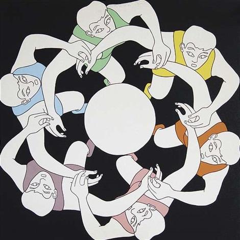 ballspieler by john wesley