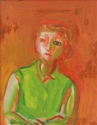 figura di donna by virgilio guidi