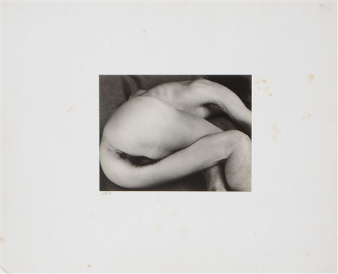 nude sonya by edward weston