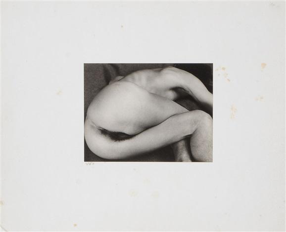 nude sonya by edward weston