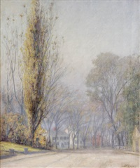 sixth street, hingham by franklin whiting rogers