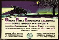grand prix d'endurance de 24 heures coupe rudge-witworth by h.a. volodimer