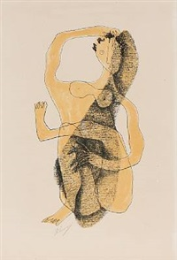 female figure by henri laurens