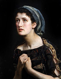 cassandra (study) by honorable john collier