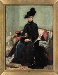 before the ball by jules charles aviat