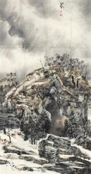山水 by baiyun xiang