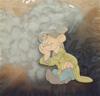 dopey by walt disney