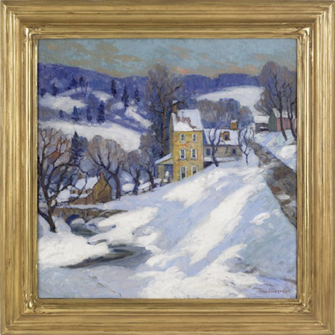 the delaware valley by fern isabel coppedge