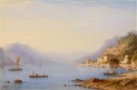 bellagio am comer see by carl morgenstern
