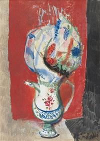 vaso di fiori by gastone breddo