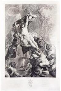 elevación de la cruz by lucio lelli