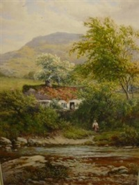 riverside cottage by reginald aspinwall