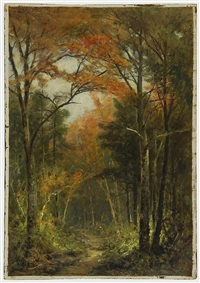 forest road by william newton batholomew