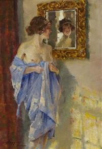 vor dem spiegel by oumbertos argyros