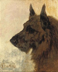 a terrier by arthur batt