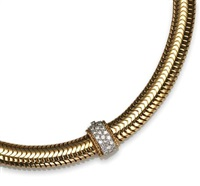 a necklace by forstner