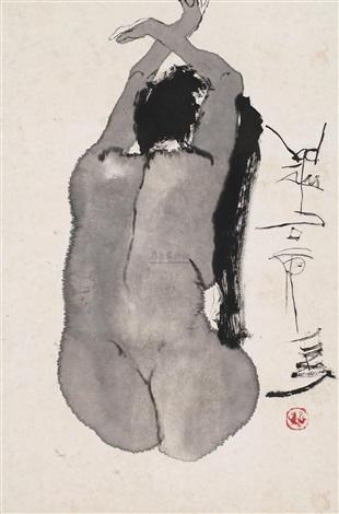 人物 by shi hu