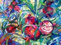 pomegranates by petr ilizki