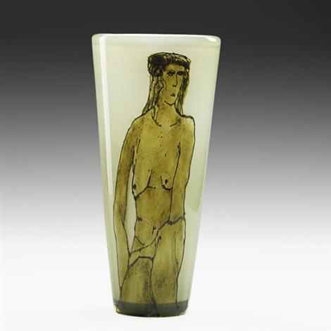 vase by joey kilpatrick and flora c mace