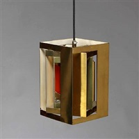 casablanca ceiling lamp by simon p. henningsen