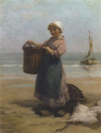 the fishergirl by edith hume