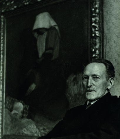 prof. mackensen, maler by rudolf dodenhoff