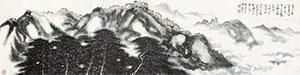 长城 by li xiongcai