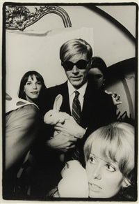 rue princesse, andy warhol, catherine deneuve, and edie sedgwick by jean jacques bugat