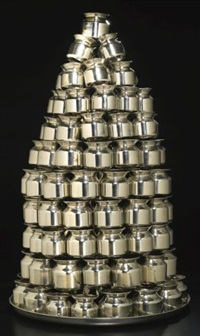 feast for hundred and eight gods 1 by subodh gupta