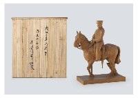 nogi shogun on the horse by eisaku hasegawa