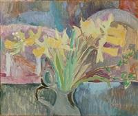daffodils by viggo rorup